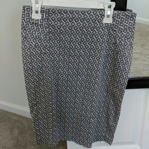 New York & Company detailed pencil skirt